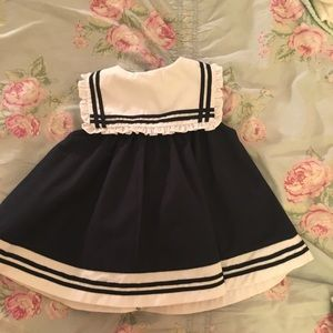 Dresses - Baby Sailor dress